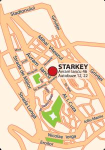 Aparate auditive Starkey Brasov
