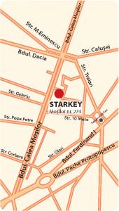 Aparate auditive Starkey Bucuresti - Mosilor